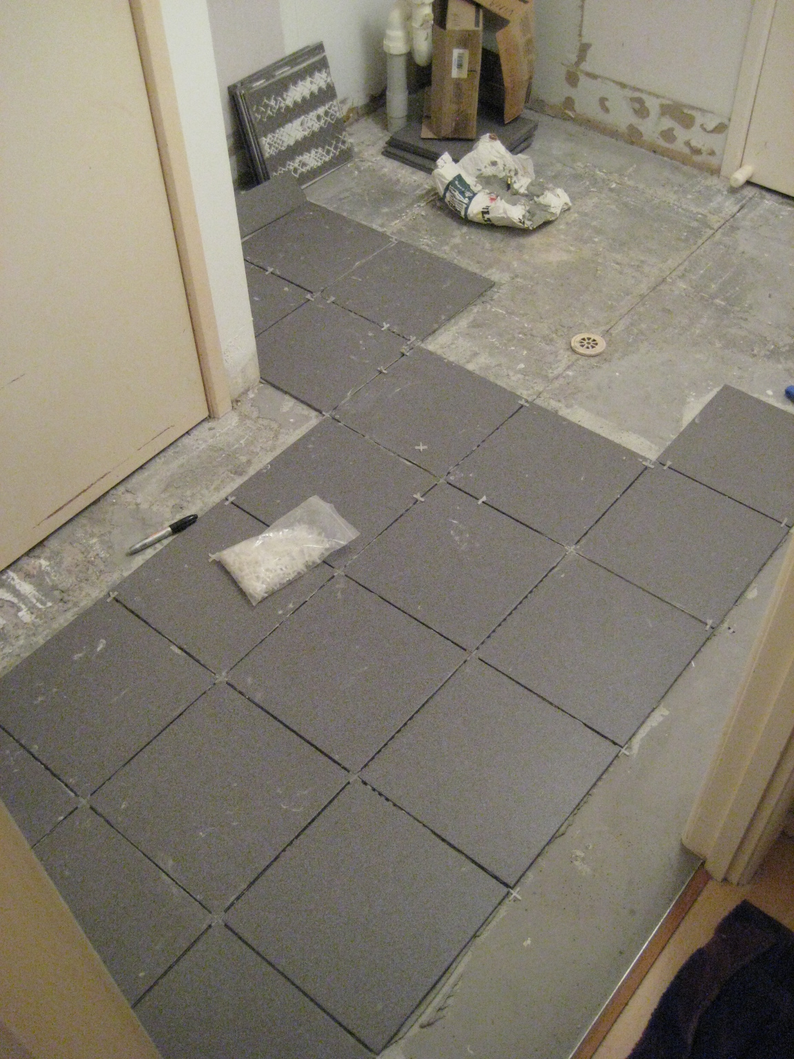 Finished laundry tiles part one doublecrazyfo Choice Image