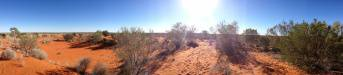 panoramic dunes in welford nat park
