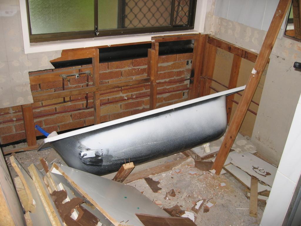 How To Install A Bathtub In Mortar - Bathtub Ideas
